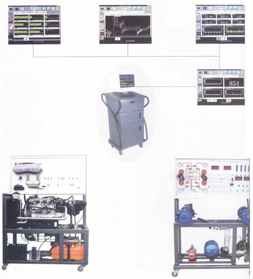 汽车电控多媒体教学系统
