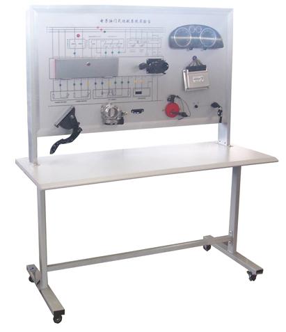 汽车电子油门式巡航实验台