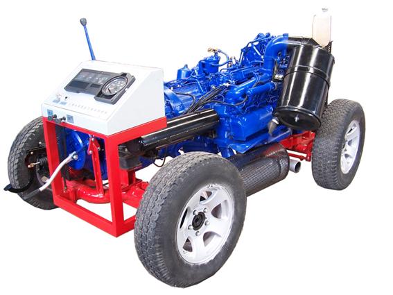 黄河发动机变速器实验台
