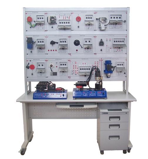 网板电控电器实验台