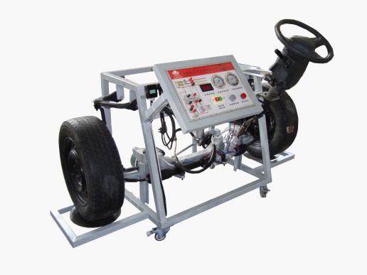 电控液压助力转向与前悬挂实训台